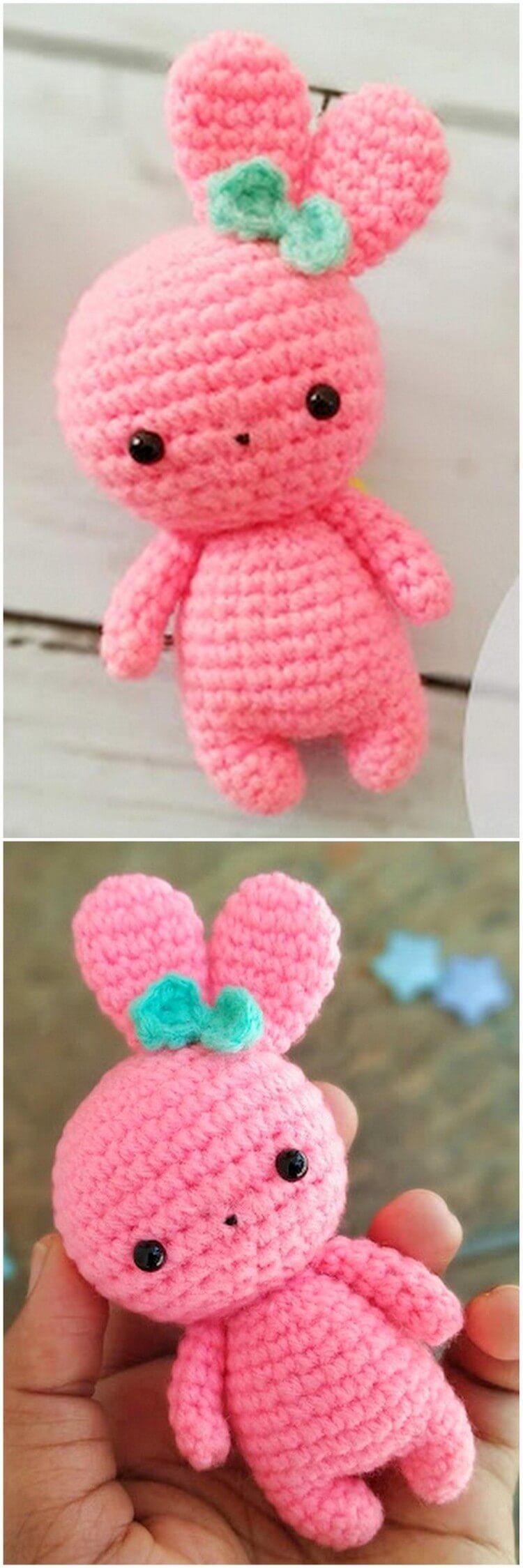 Crochet Amigurumi Pattern (78)