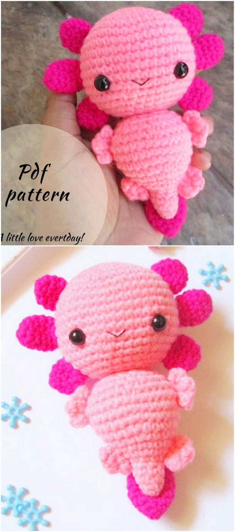 Crochet Amigurumi Pattern (79)