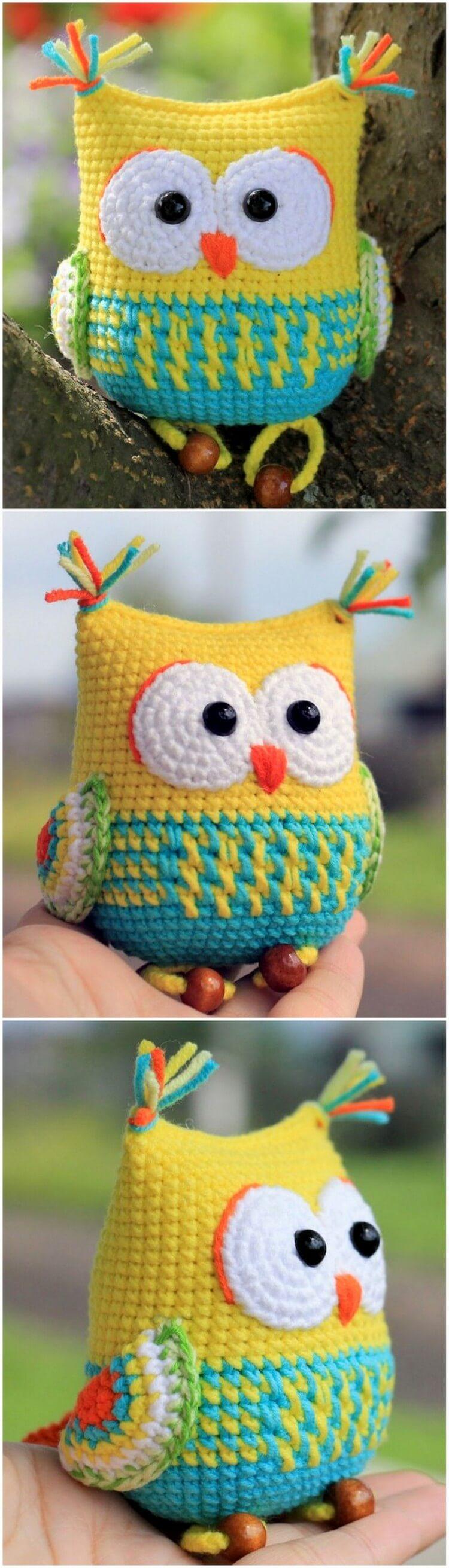 Crochet Amigurumi Pattern (81)