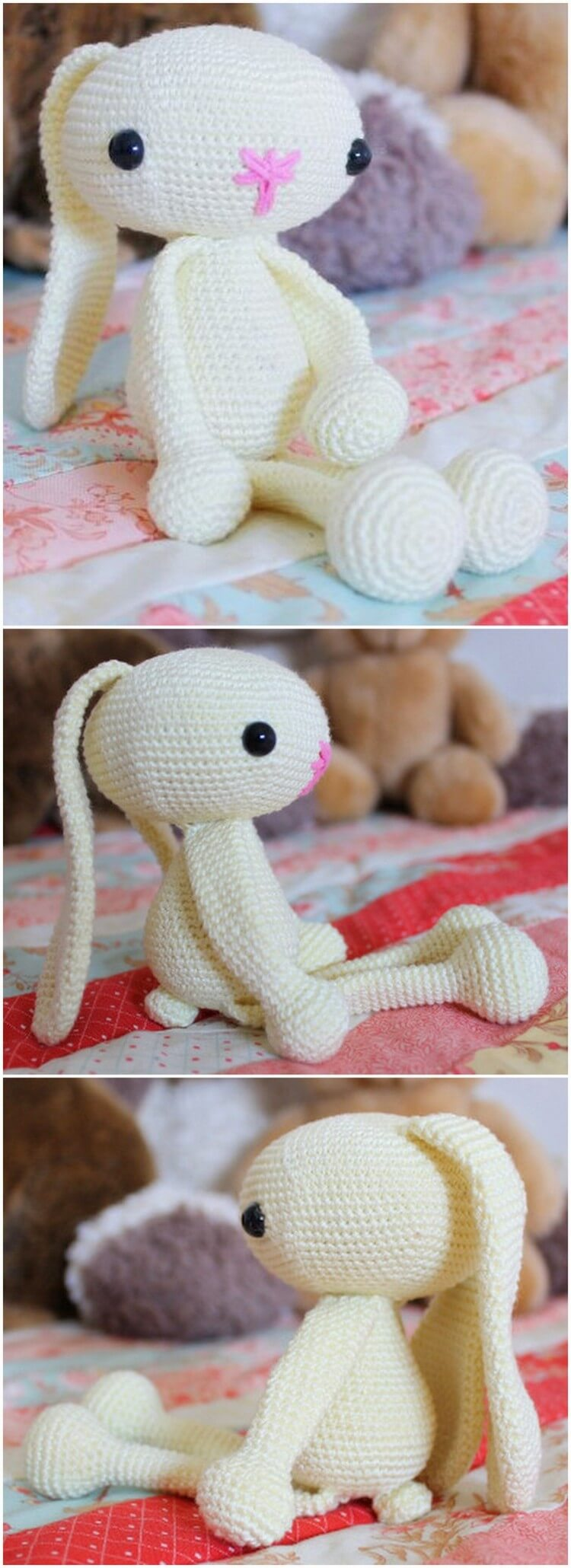 Crochet Amigurumi Pattern (84)