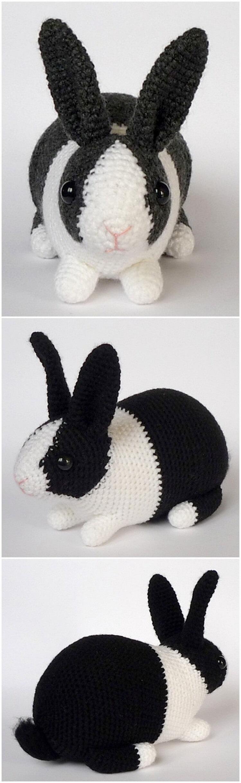 Crochet Amigurumi Pattern (86)