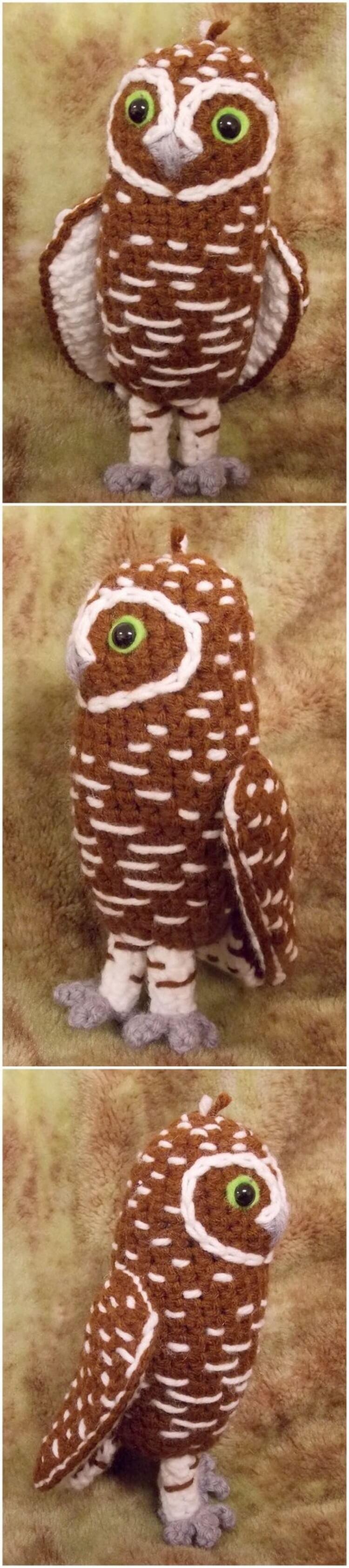 Crochet Amigurumi Pattern (9)