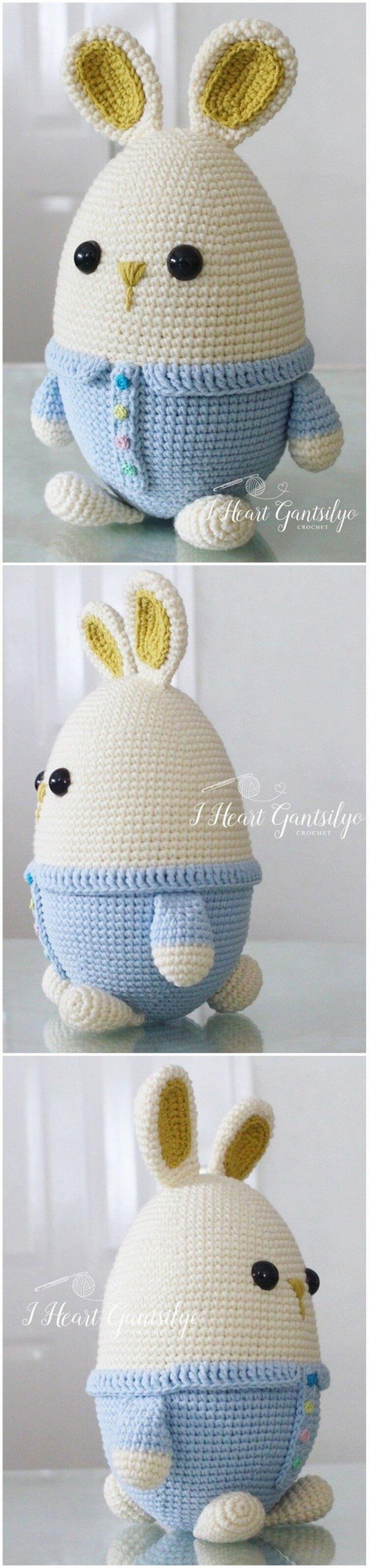 Crochet Amigurumi Pattern (90)