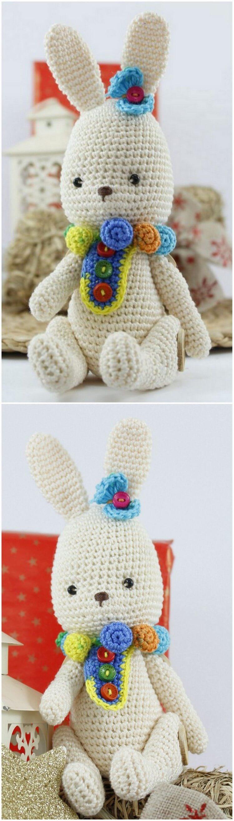 Crochet Amigurumi Pattern (91)