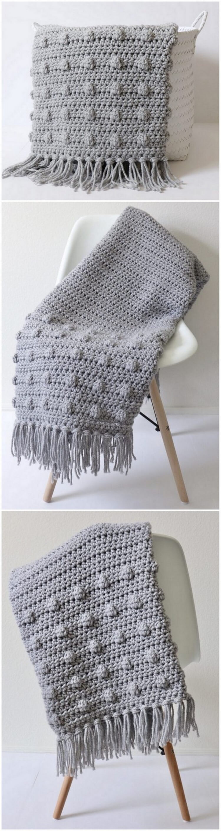Crochet Blanket Pattern (11)