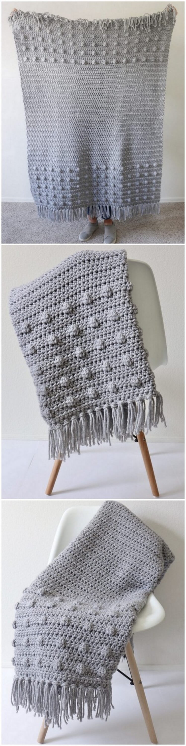 Crochet Blanket Pattern (12)