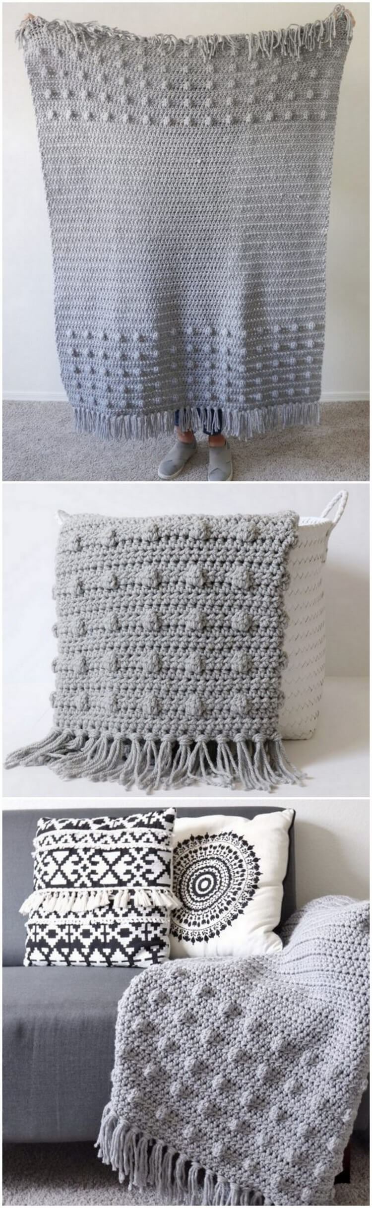 Crochet Blanket Pattern (13)
