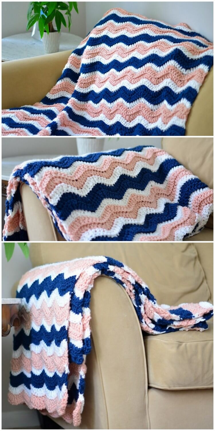 Crochet Blanket Pattern (21)
