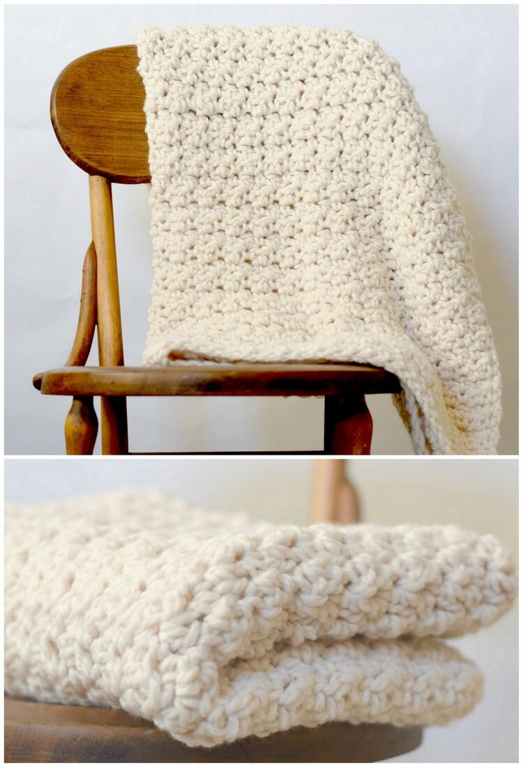 Crochet Blanket Pattern (3)
