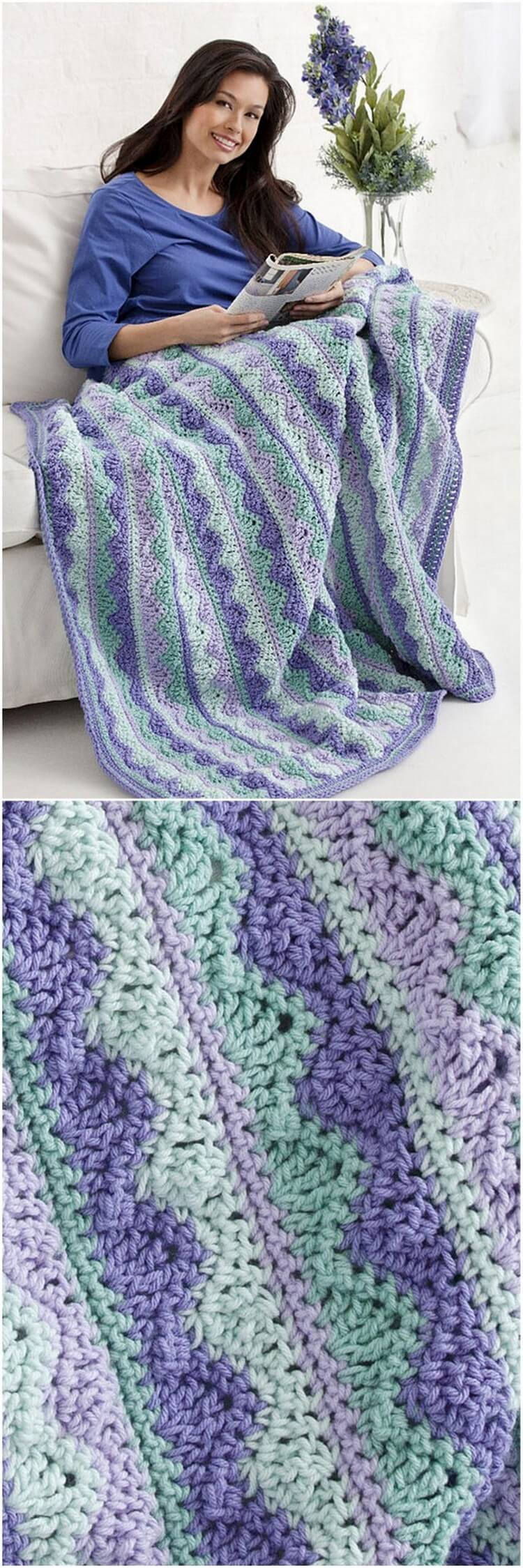 Crochet Blanket Pattern (33)