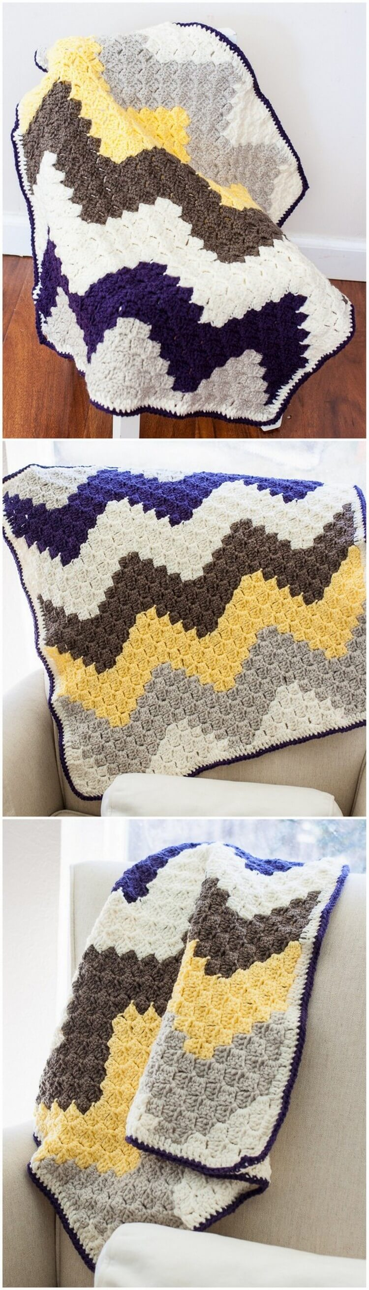 Crochet Blanket Pattern (35)