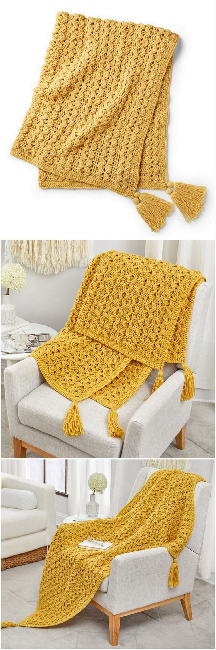 Crochet Blanket Pattern (37)
