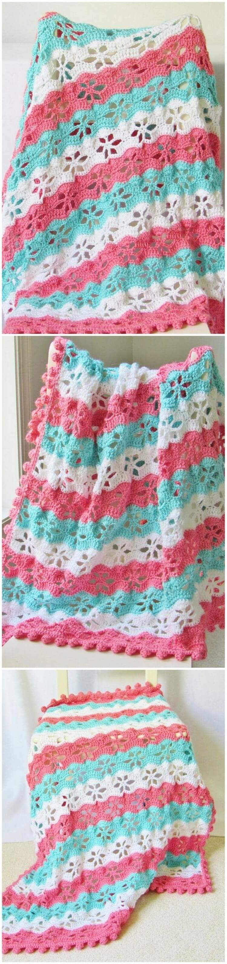 Crochet Blanket Pattern (40)