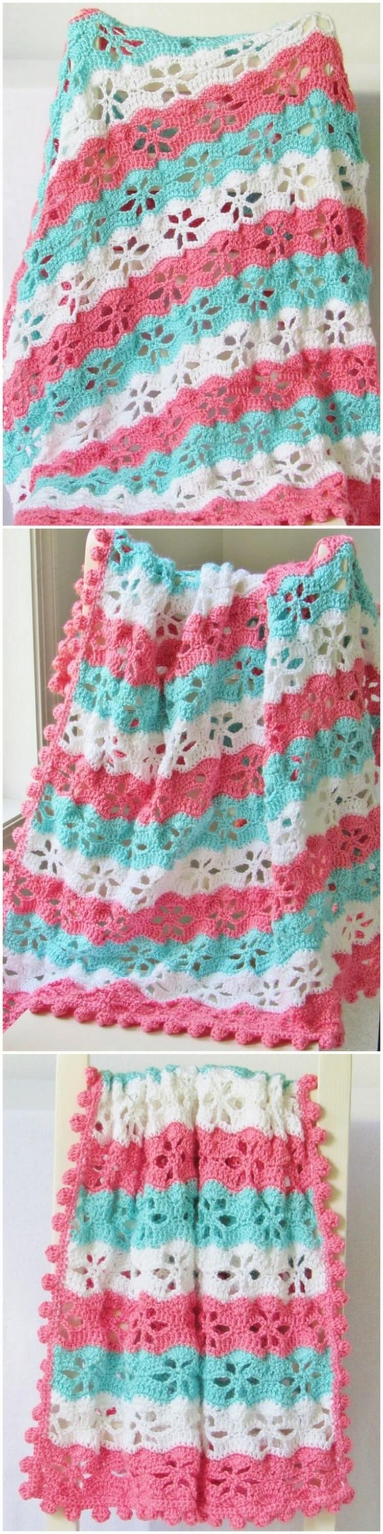 Crochet Blanket Pattern (41)