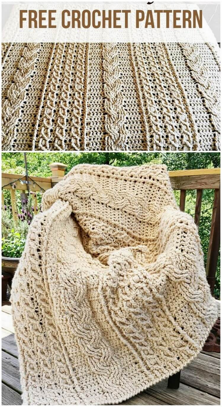 Crochet Blanket Pattern (44)