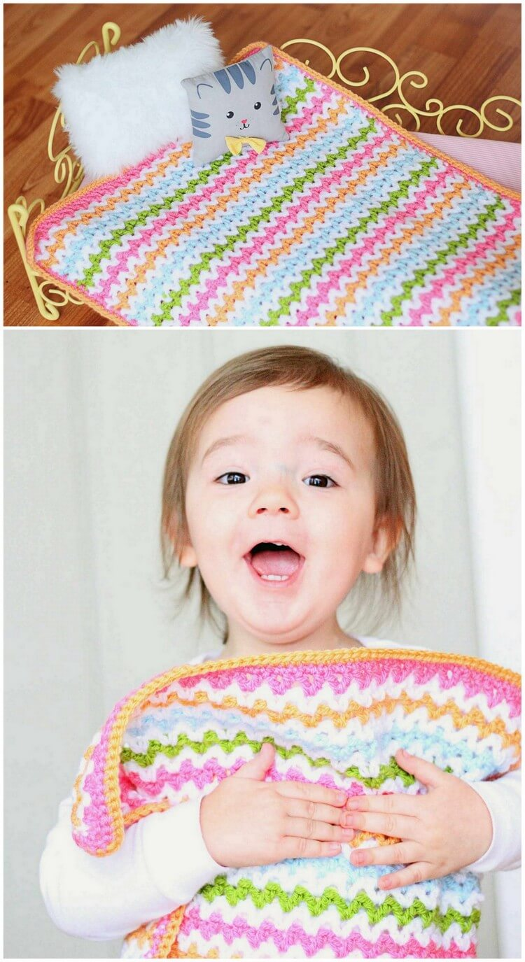 Crochet Blanket Pattern (45)