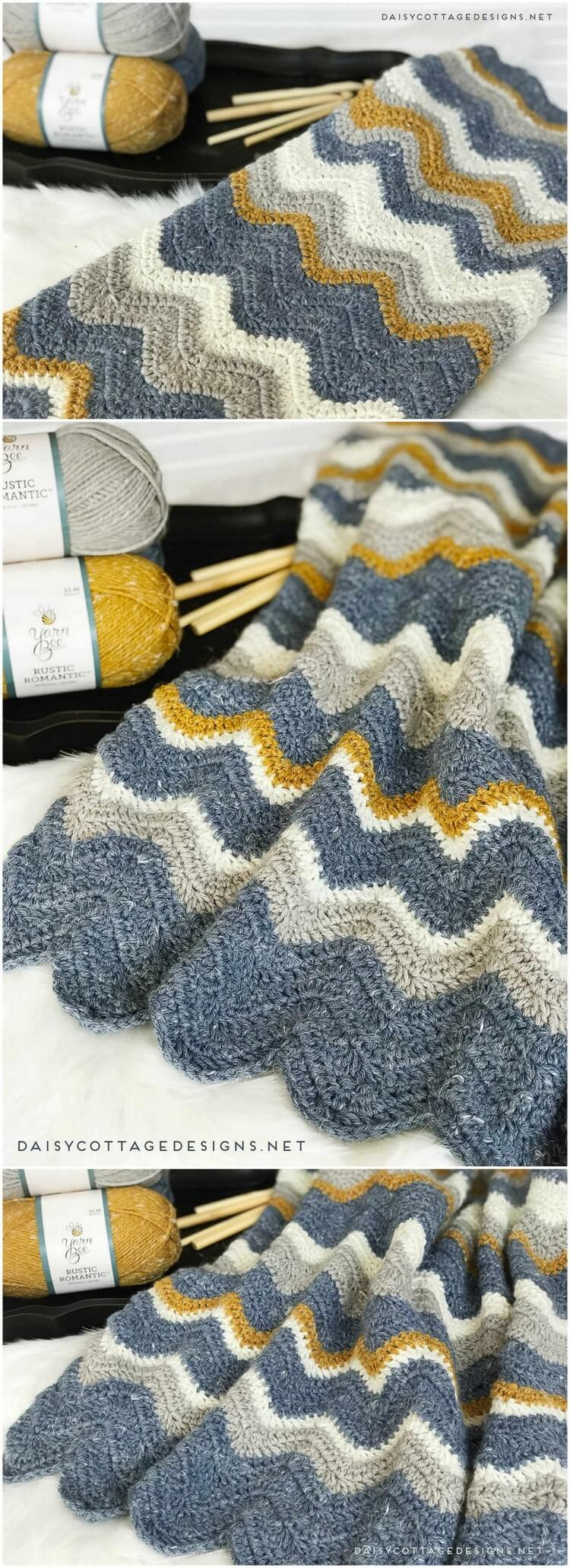 Crochet Blanket Pattern (46)