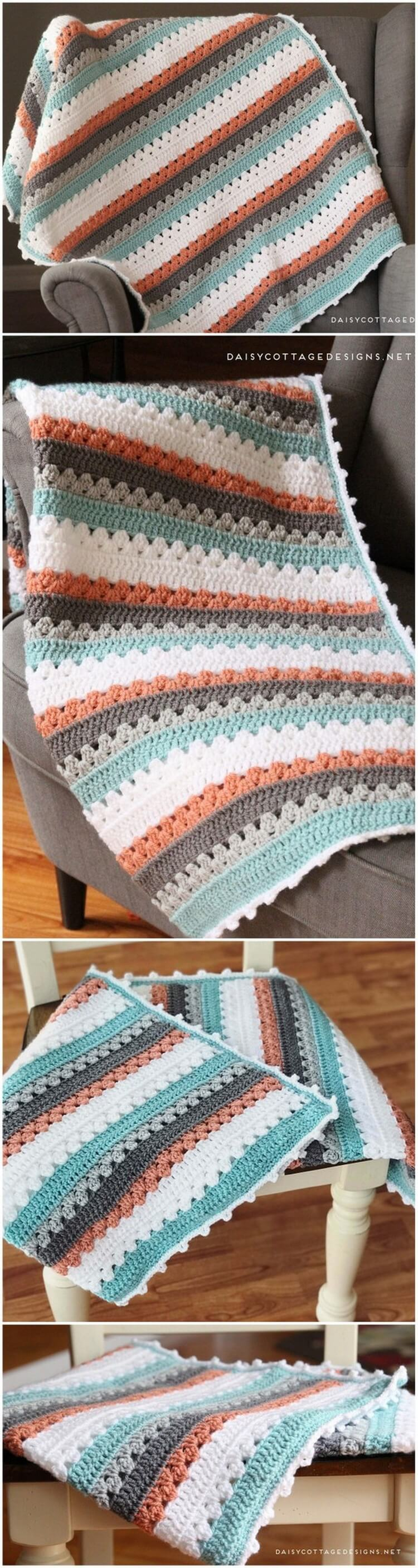 Crochet Blanket Pattern (48)