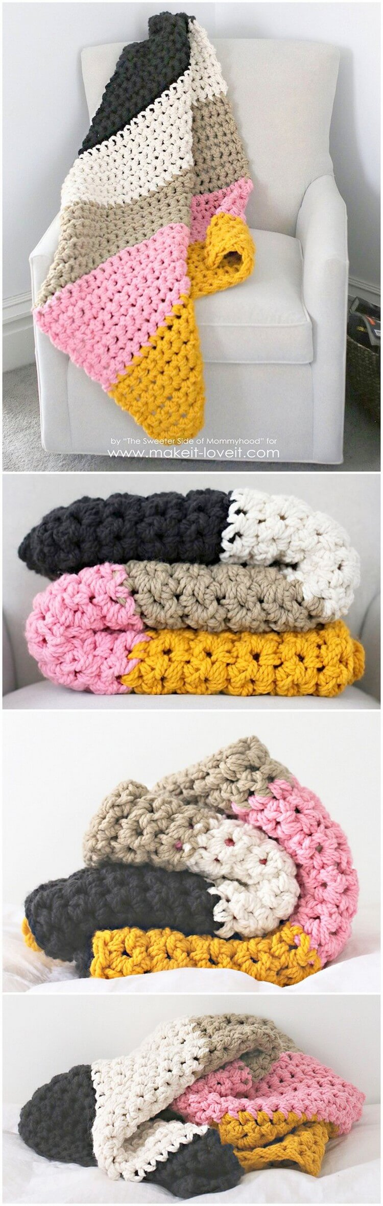 Crochet Blanket Pattern (5)