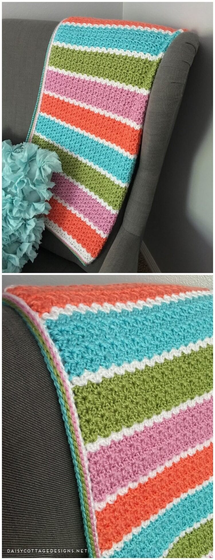 Crochet Blanket Pattern (52)
