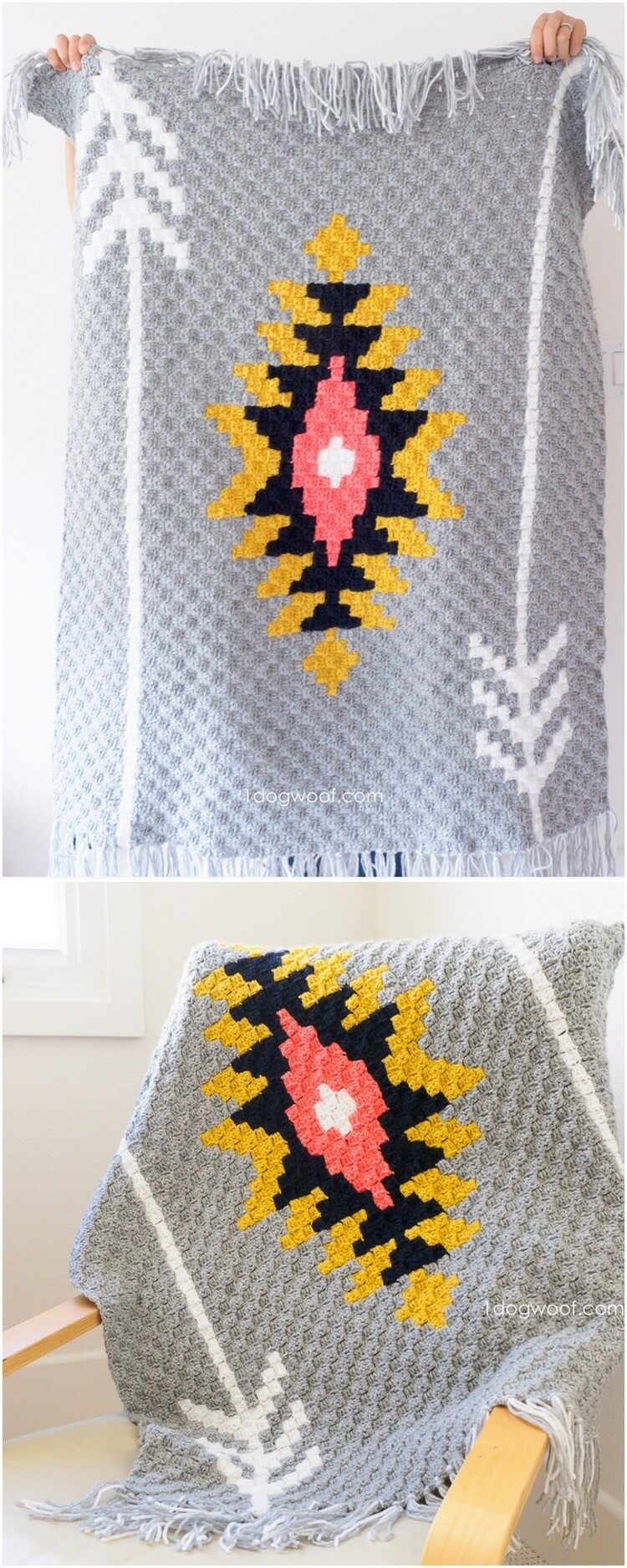 Crochet Blanket Pattern (55)