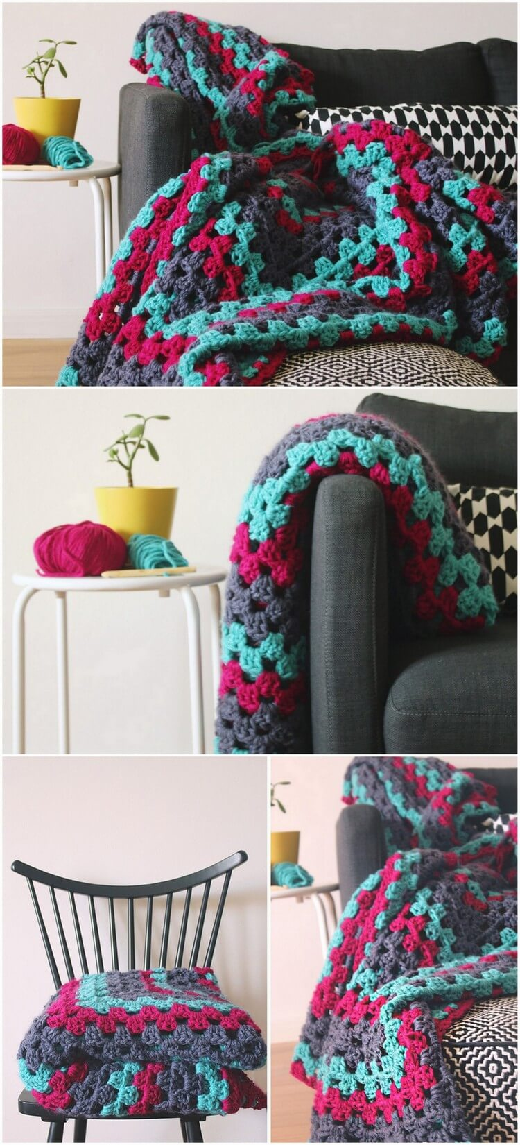 Crochet Blanket Pattern (56)
