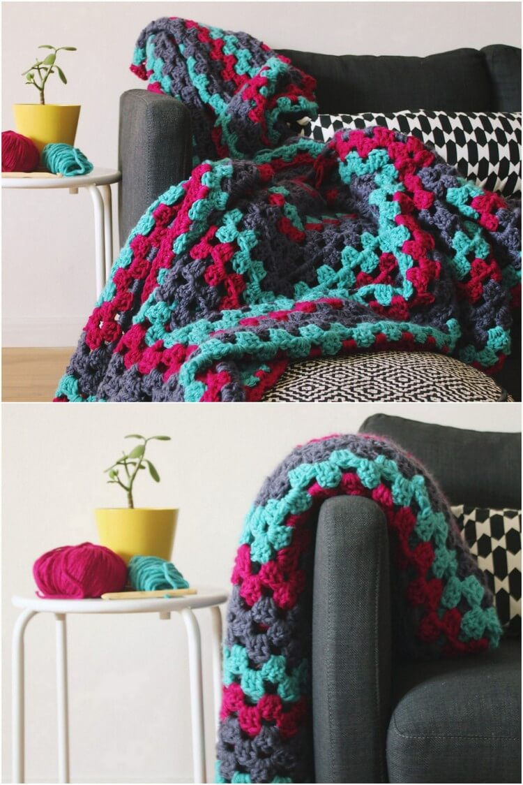 Crochet Blanket Pattern (57)