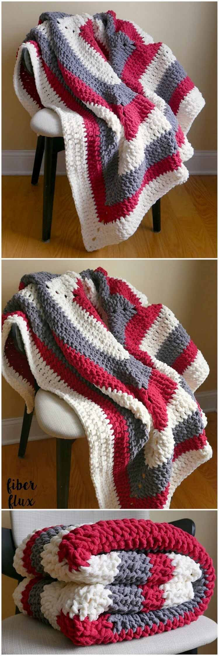 Crochet Blanket Pattern (58)