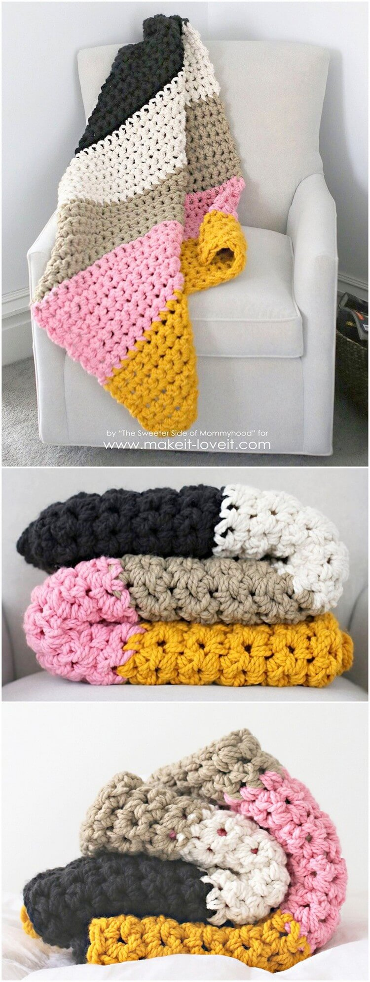 Crochet Blanket Pattern (6)