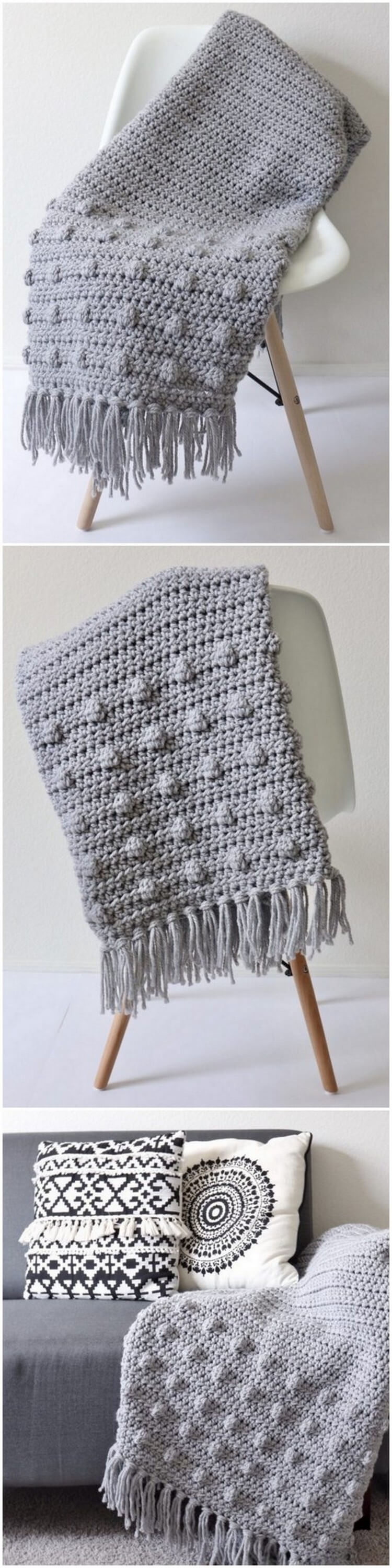 Crochet Blanket Pattern (9)