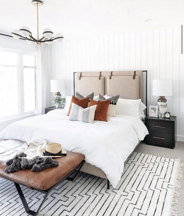Charming Bohemian Bedroom Decor (31)