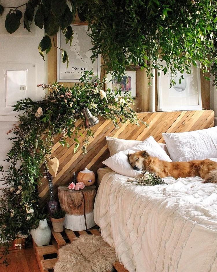 Charming Bohemian Bedroom Decor (33)